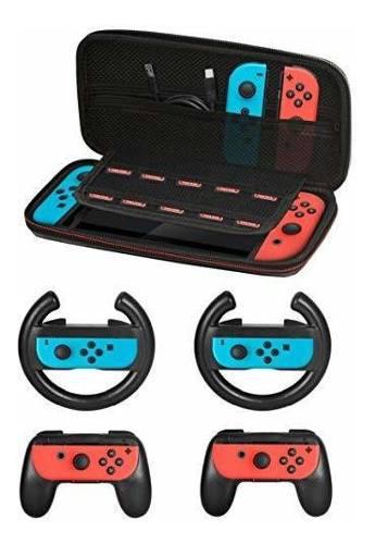 Kit De Accesorios Para Iniciador De Juegos Nintendo Switch,