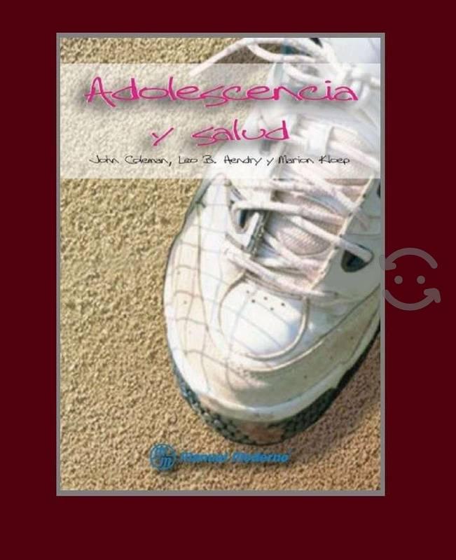 LIBRO : Adolescencia y Salud - John Coleman
