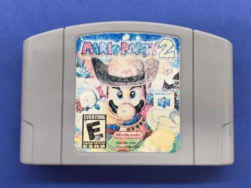 Lote De Juegos Para Nintendo 64
