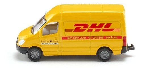 Mercedes Benz Sprinter Dhl By Siku #