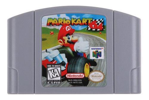 Vídeo Juego Cartucho Tarjeta Para Nintendo 64 N64 # 5