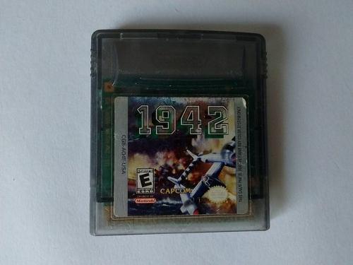 1942 Game Boy Color Gbc En Game Reaktor