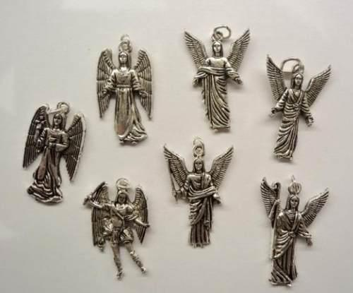 Los Siete Arcángeles - San Miguel Arcangel Rafael Gabriel