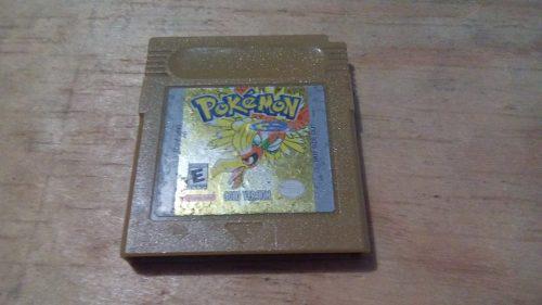 Pokemon Gold Version Gameboy Gb