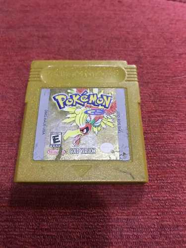 Pokémon Gold Version (gbc/gba)