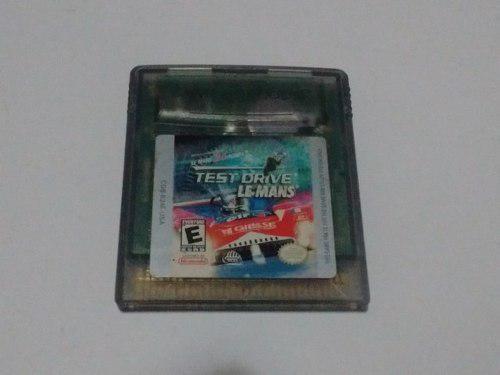 Test Drive Le Mans Game Boy Color Gbc En Game Reaktor