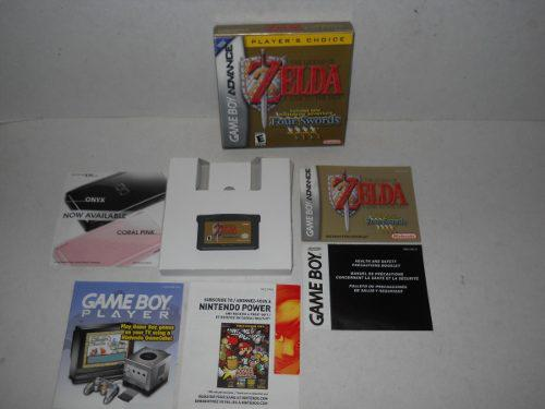 The Legend Of Zelda A Link To The Past Gba Advance Completo