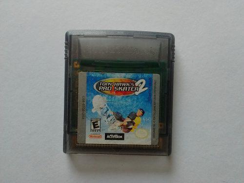 Tony Hawks Pro Skater 2 Game Boy Color Gbc En Game Reaktor
