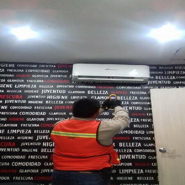 proveedor de servicios de electricidad y mantenimiento en