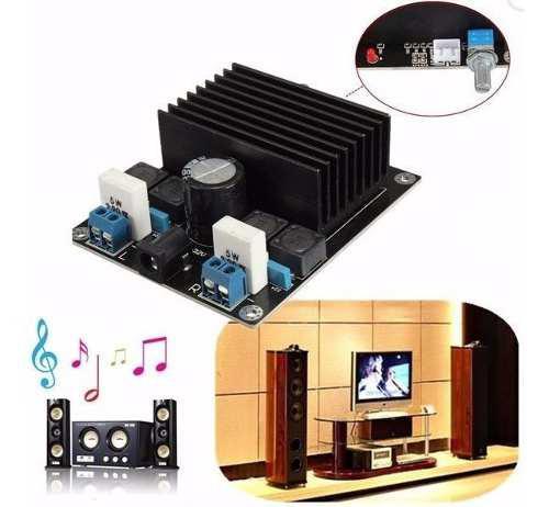 Amplificador De Audio De 2 Canales X 100 Watts