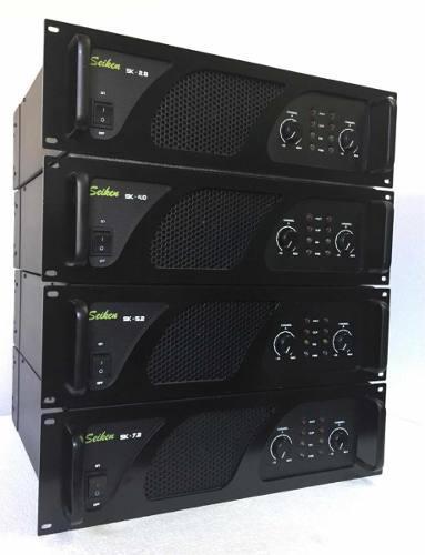 Amplificador Seiken Sk-4.0 3100 Watts