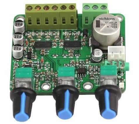 Amplificador Tpa3110d2 2.1 Canales 15+15+30 Watts. Excelente