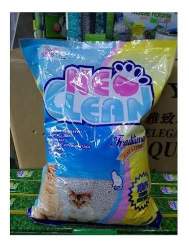 Arena Para Gatos Neo Clean 5lts Limon Mascotas