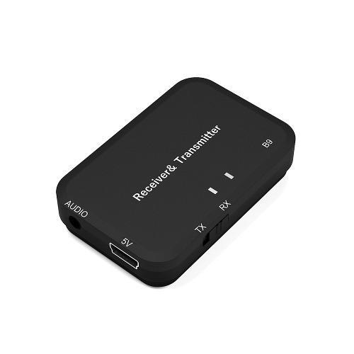 B9 2 En 1 Bluetooth Audio Transmisor Y Receptor Inalmbrico