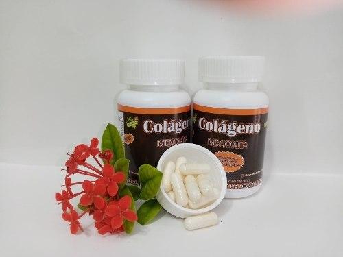 Colageno Menonita Con Acido Hialurónico