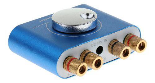 Dc 12v/5a Mini Amplificador De Audio Bluetooth 6 W