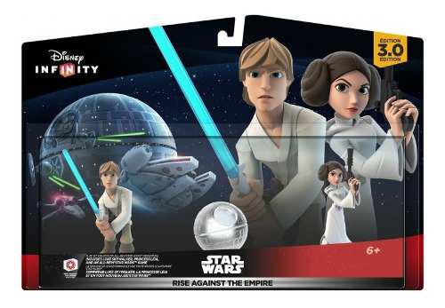 Disney Infinity 3.0 Set Luke & Leia Skywalker Stars Wars