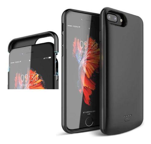 Funda Case iPhone X/xs Cargador Qi mah Bateria Pila