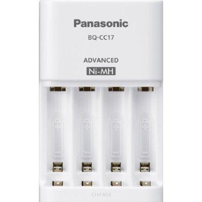 Panasonic Bq-cc17sba Eneloop Cargador De Batería Individual