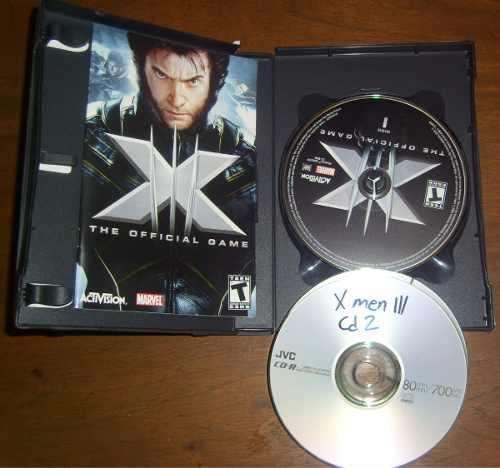 X Men Iii The Official Game Juego Pc Computadora + Regalo