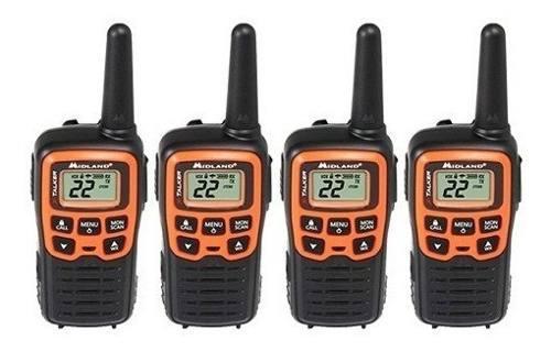2 Kit Radios Midland X Talker T51vp3-2 45km* 28mi 2 Vías