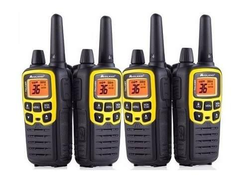 2 Kit Radios Midland X Talker T61vp3-2 51km* 32mi 2 Vías