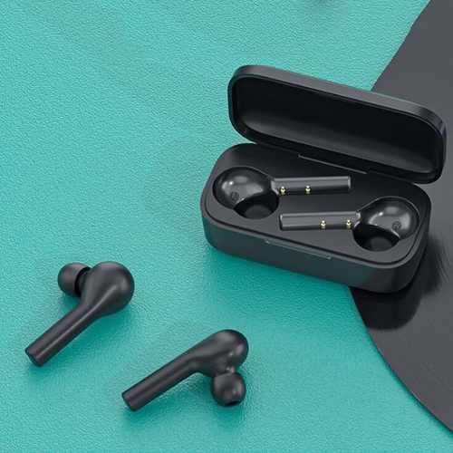 Auriculares Qcy T5 Bluetooth 5.0 Binaural En La Oreja Con Mi