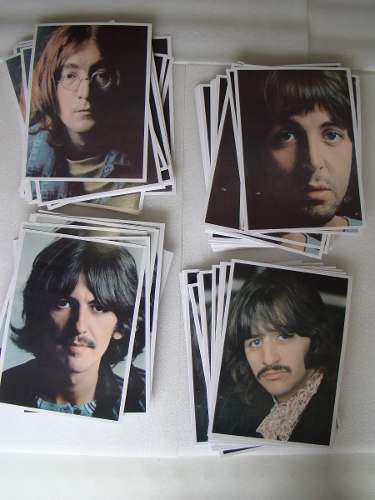 Beatles Aka White Album - 3x1= 12 Fotografías