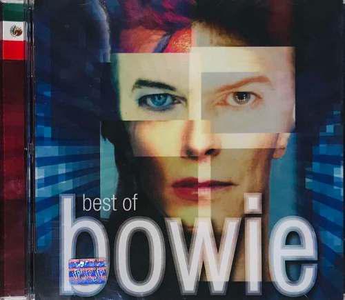 David Bowie, The Best Of Cd, Nuevo Sellado