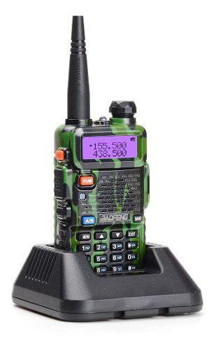 De Baofeng Uv-5r Interphone Walkie Talkie Radio De Dos Vías