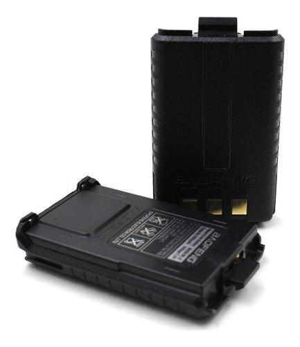 Dos Bateria Pila 1800 Mah Para Radio Baofeng Uv-5r