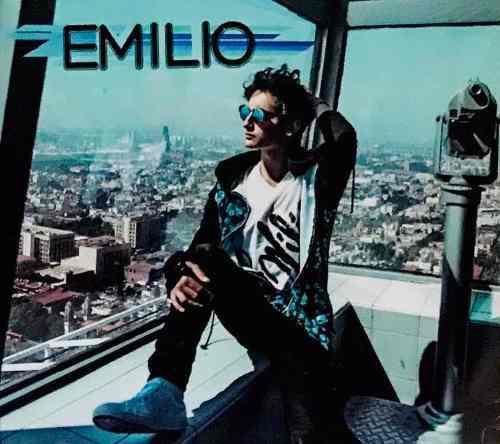 Emilio, Emilio Cd Digipack Nuevo Sellado