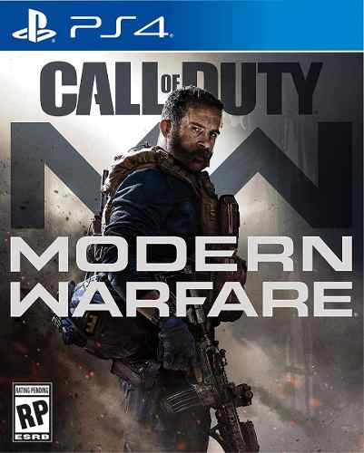 Juegos Playstation Ps4 Call Of Duty Modern Warfare  /u