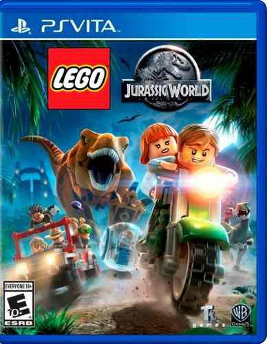 Lego Jurassic World::.. Para Playstation Vita