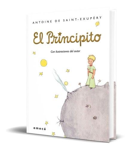 Libro El Principito - Antoine De Saint Exupéry Pasta Dura