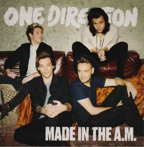 Made In The Am - One Direction - Disco Cd - Nuevo