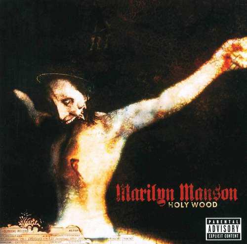 Marilyn Manson Holy Wood In The Shadow Of The Valley Cd