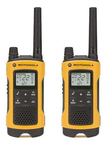 Motorola Talkabout T400 Par De Radios De Dos Vias