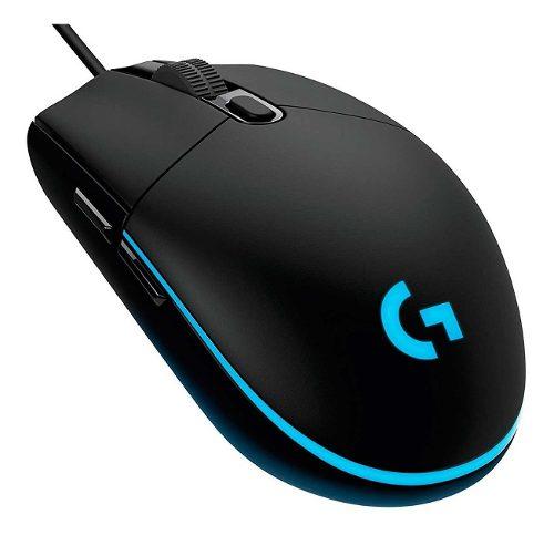Mouse Gamer Logitech G203 Prodigy Óptico