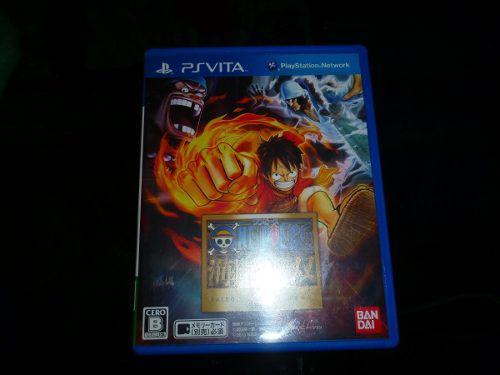 One Piece Kaizoku Musou 2 Psvita Sony