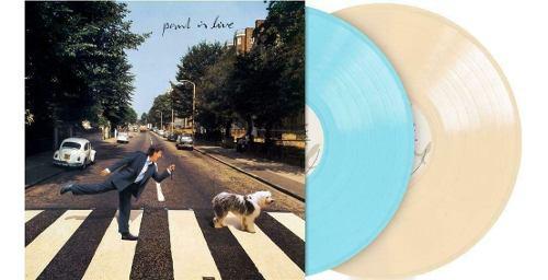 Paul Mccartney Paul Is Live 2 Vinyl Color Limitado