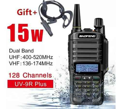 Radio Baofeng Uv 9r Plus 15w Contra Agua