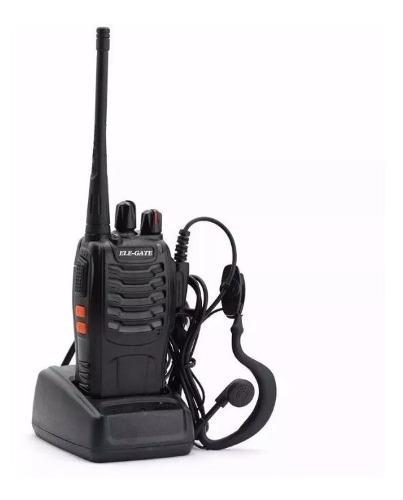 Radio Ele-gate 3 A 5 Km Walkie Talkie 2 Vías - T169