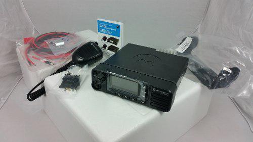 Radio Movil Dos Vías Mototrbo Motorola 8500 Digital Uhf
