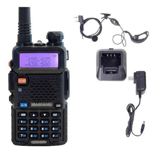 Radio Uv5r Doble Banda Vhf Uhf Uv-5r