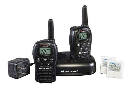 Radios Midland Lxt500vp3 2 Vías 14 Millas 22 Canales