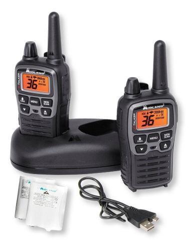 Radios Midland X Talker T71vp3 61km* 38 Millas 2 Vías Evox