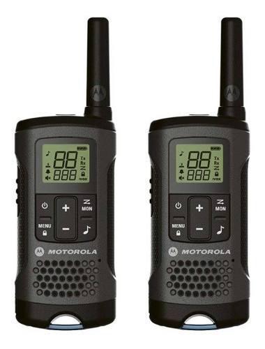 Radios Walkietalkie Comunicación Diversión Trabajo