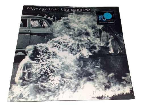 Rage Against The Machine - Ratm (vinilo, Lp, Vinil, Vinyl)