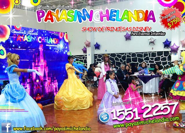 Show de Payasos para Fiestas Infantiles en DF y EdoMex